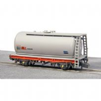 Peco NR-P73A 15ft Tank Wagon Shell Unbranded